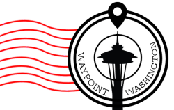 Waypoint Washington Icon PNG